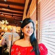 Akshitha felhasználói profilja