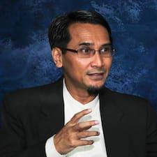 Henkilön Tengku Shahrom käyttäjäprofiili