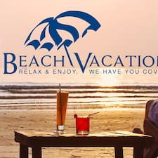 Beach Vacations User Profile