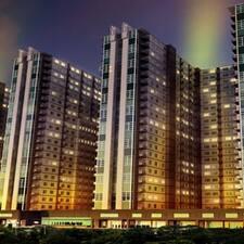 Gebruikersprofiel Apartemen