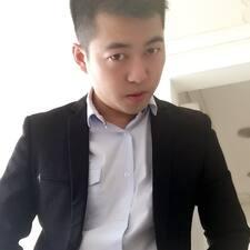 Perfil do usuário de Wen