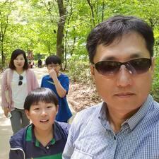 Profil utilisateur de SungKyu (SK)