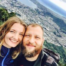 Stephan & Alya Brugerprofil