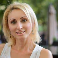 Profil utilisateur de Pavlina