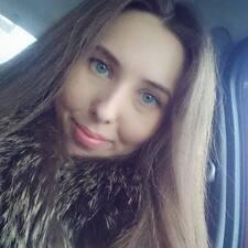 Profil utilisateur de Елена