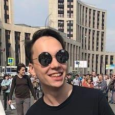 Perfil do utilizador de Ruslan