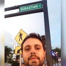Sebastian - Uživatelský profil
