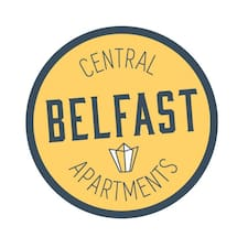 Central Belfast Apartments est un Superhost.