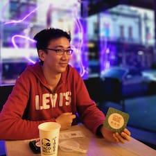 Gebruikersprofiel Tianyi