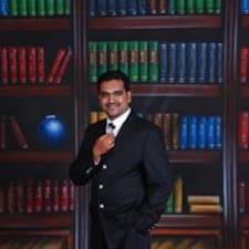 Profil utilisateur de Rajendiraperasad