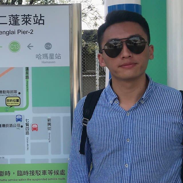 Tianyuan(Tim) felhasználói profilja