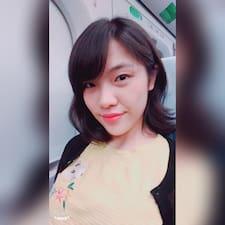 Wang felhasználói profilja