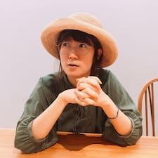 Jini User Profile