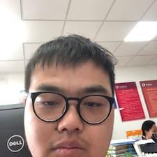 Henkilön 韦峰 käyttäjäprofiili