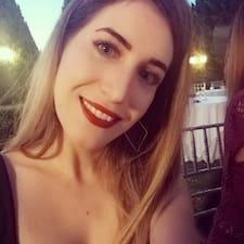 Profil utilisateur de Myrto
