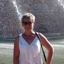 Margareth felhasználói profilja
