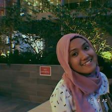 Afiqah User Profile