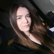 Henkilön Mariana käyttäjäprofiili