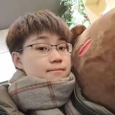 Perfil de usuario de 静怡