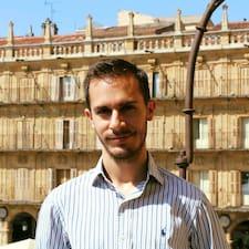 Perfil de l'usuari Joaquín
