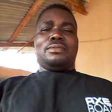Användarprofil för Kofi