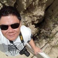 Edmilson Kenji felhasználói profilja
