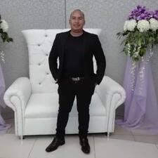 Gabriel Saik felhasználói profilja