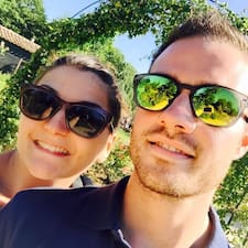 Profil utilisateur de Mathilde & Geoffrey