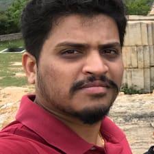 Profil Pengguna Pradyumna