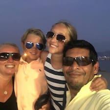 Profil utilisateur de Juan, Rikke, Alma & Otto (Family)