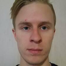 Профиль пользователя Arttu