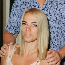 Viktoriya felhasználói profilja
