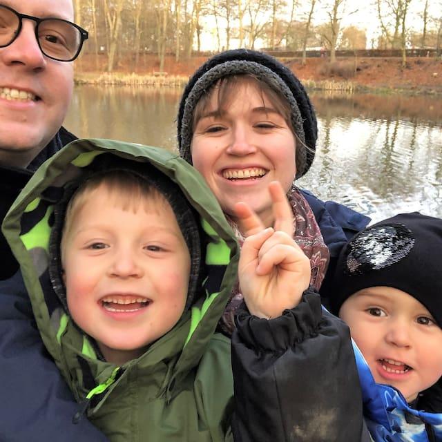 Familien Andersens Guidebog for: Rylevej 42 :)