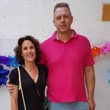 Patricia & Mike felhasználói profilja