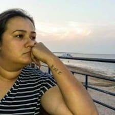 Profil utilisateur de Eliete