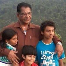 Profil korisnika Padmanabhan