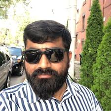 Sricharan Brugerprofil