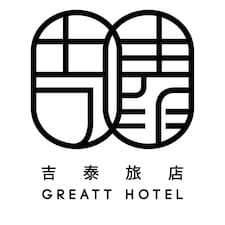 Greatt Hotel User Profile