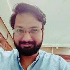 Perfil do utilizador de Prashant