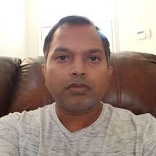 Profil Pengguna Ashok