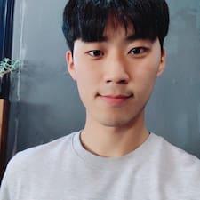 Geunho felhasználói profilja