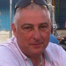 Notandalýsing Fabrice