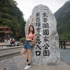 Meng-Chieh felhasználói profilja