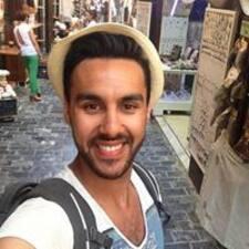 Wahid - Uživatelský profil
