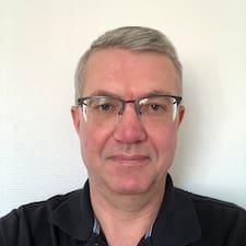 Kjeld Frank - Uživatelský profil