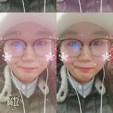 Perfil do utilizador de 晓妍
