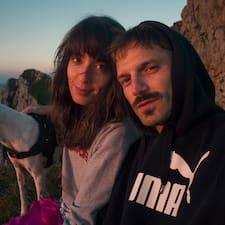 Profil utilisateur de Cátia & Bertrand