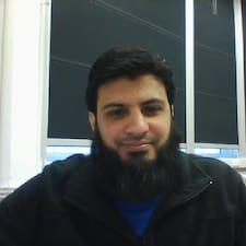 Muhammad Ali Brukerprofil