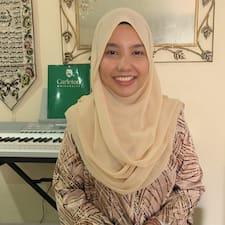Izdihar User Profile