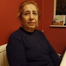 Nasreen - Uživatelský profil